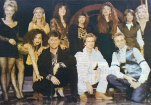 Melodifestival 1991