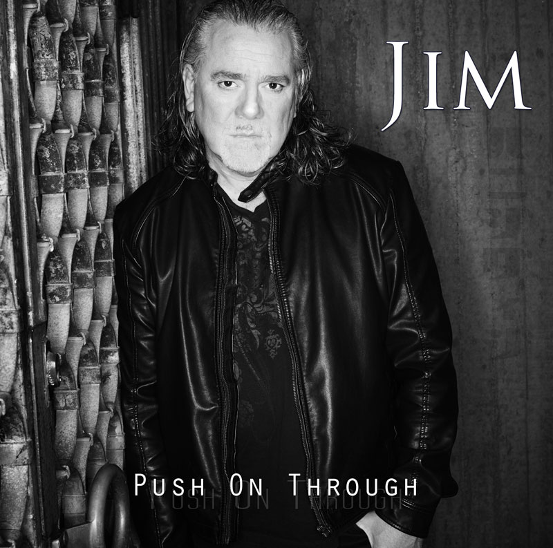 Jim Jidhed - Push On Through